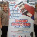 World Juniors Sharp Shooter Contest