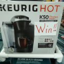 Win a Keurig Coffee maker !