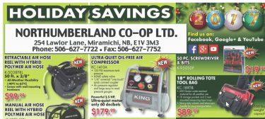 Holiday Savings on King  Tools