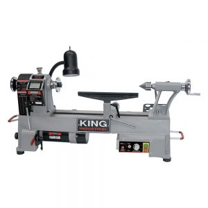 King Wood Lathe-KWL-1218