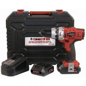 Cordless Power Drill Kit