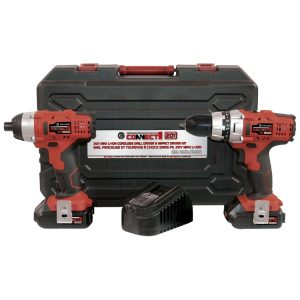 Combo Kit Impact/Drill