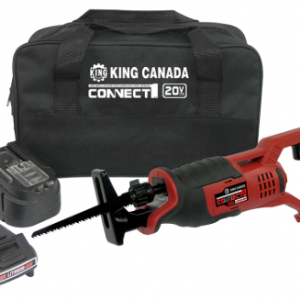 Cordless Reciprocating Saw Kit