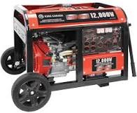 12000W Dual/Fuel Gasoline/Propane Generator with Electric Start